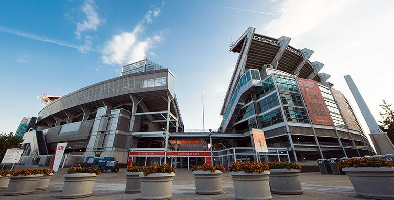 First Energy Stadium Renovations
